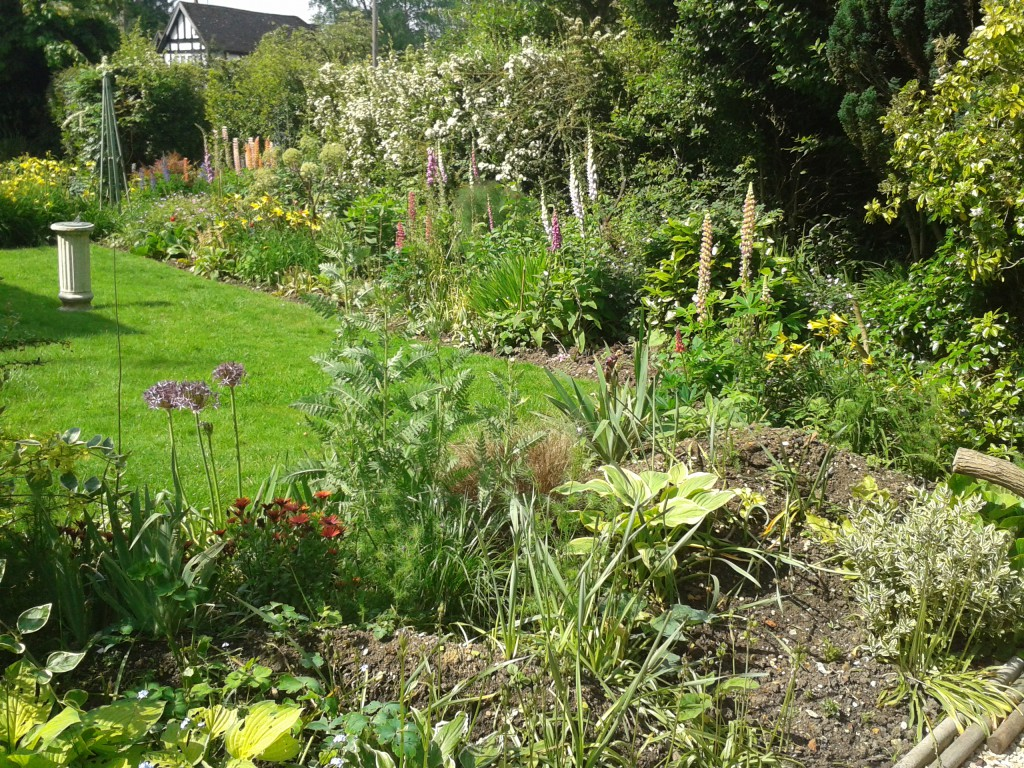 Gardener bourne end garden care services bourne end for Local garden maintenance